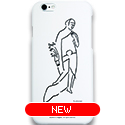 iPhone case 6/6s - Gustave Moreau by Yu Nagaba