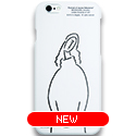 iPhone case 6/6s - Amedeo Modigliani by Yu Nagaba