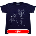 T shirts - El Greco by Yu Nagaba - navy