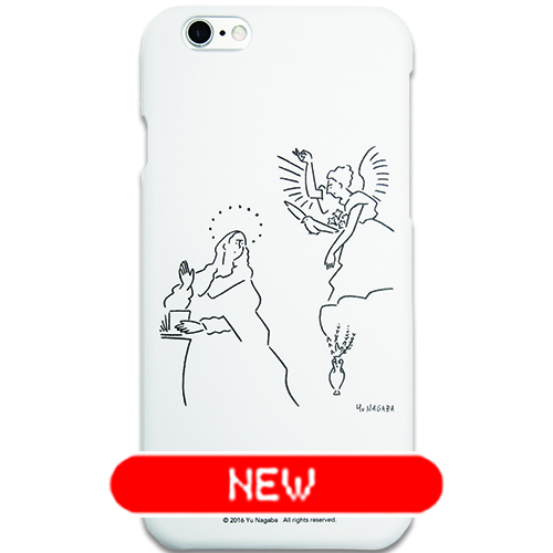 iPhone case 6/6s - El Greco by Yu Nagaba