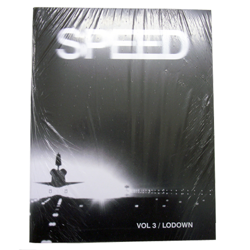 LODOWN MAGAZINE SPEED - THE ANNUAL ART EDITION 003